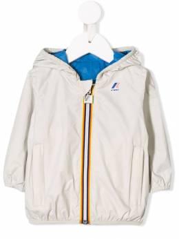 K Way Kids двухсторонняя куртка с капюшоном K002XP0