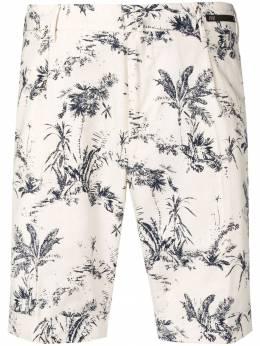 Pt01 шорты с цветочным принтом CBYS11Z20DAM