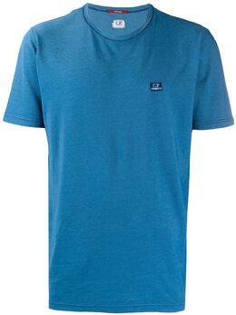 CP Company - футболка с логотипом MTS656A666933G939559