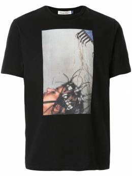 UNDERCOVER - футболка с графичным принтом 38689566536500000000