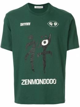 UNDERCOVER - футболка с принтом 38989566536900000000
