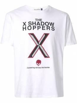 UNDERCOVER - футболка с принтом 38999566536600000000