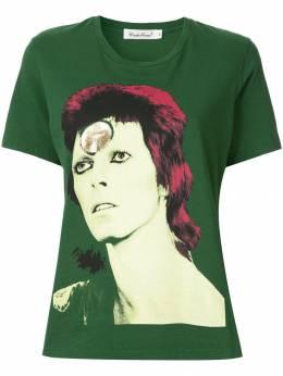 UNDERCOVER - футболка Bowie с принтом 08669566508300000000