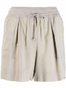 Lorena Antoniazzi - шорты с контрастным поясом 5096PA56053956665050