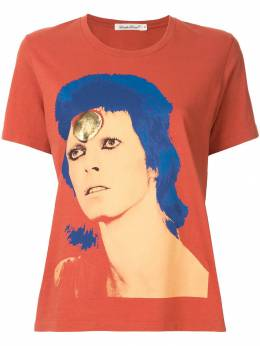 UNDERCOVER - футболка Bowie с принтом 08669566508800000000