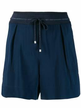 Lorena Antoniazzi - шорты с поясом на шнурке 5096PA56053395663959