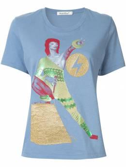 UNDERCOVER - футболка Bowie с принтом 08639566509600000000