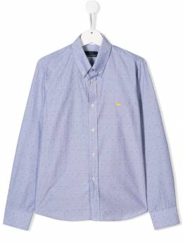 Harmont & Blaine Junior - рубашка в горох JC669956098950000000