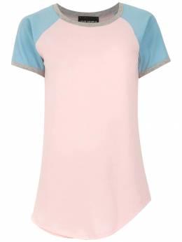 Andrea Bogosian - футболка с рукавами реглан 59993539038000000000