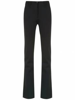 Gloria Coelho - расклешенные брюки GK599935830650000000