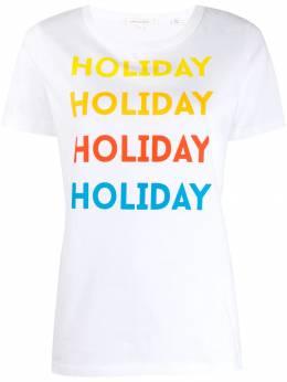 Chinti & Parker - футболка Holiday 69566693000000000000