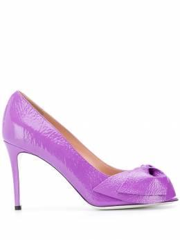 Pollini - туфли-лодочки с открытым носком 6698CO3TC66669398038