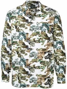 Loveless - рубашка с камуфляжным узором 05865339333596300000