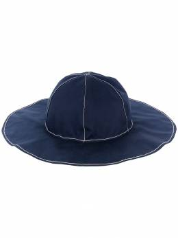 Marni - джинсовая шляпа C6605BQS593359389335
