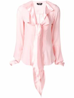 Calvin Klein 205W39nyc pussy bow blouse 83WWTCS57S054RA