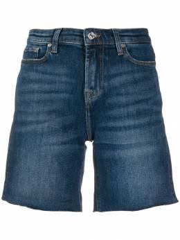 7 For All Mankind - джинсовые шорты UA566US9569969600000