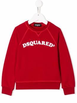 Dsquared2 Kids свитер с логотипом DQ03M7D00W0DQ415