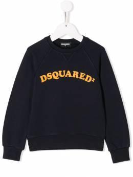 Dsquared2 Kids свитер с логотипом DQ03M7D00W0DQ863