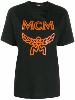 MCM - футболка с логотипом 9AMM6995958988000000