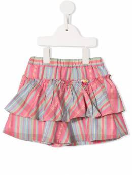 Familiar - полосатая юбка с рюшами 06593356903000000000
