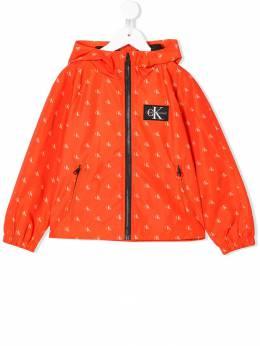 Calvin Klein Kids - куртка с логотипом IG666589356359900000