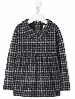 Douuod Kids - блузка в ломаную клетку 99500085600000000000