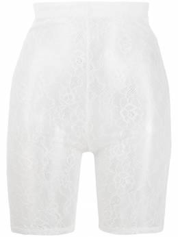 Styland - lace cycling shorts 95669599988800000000