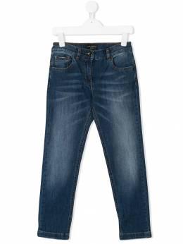 Dolce & Gabbana Kids - облегающие джинсы F53LD399936933360000