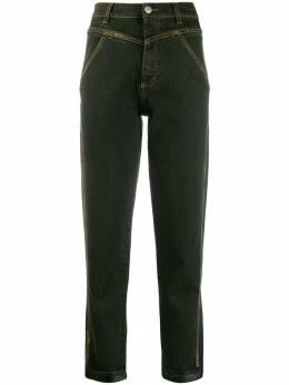 Marco De Vincenzo - джинсы с завышенной талией 695MDVCO639595098900