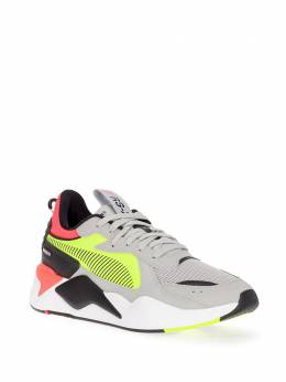Puma - кроссовки в стиле колор-блок 898MESH6995065553000