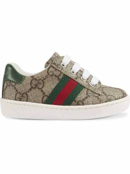 Gucci Kids - кеды 'Toddler GG Supreme' 9539C096903566630000