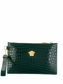 Versace клатч с декором Medusa DP84725DCOV5