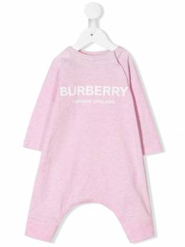 Burberry Kids - боди с логотипом 38699506656900000000