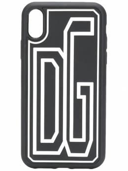 Dolce&Gabbana чехол для iPhone XR с логотипом BP2514AA615