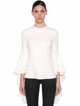 Рубашка Из Крепа Giambattista Valli 70IA4A003-MTEwMw2