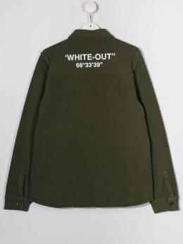 Paolo Pecora Kids куртка-рубашка PP1994