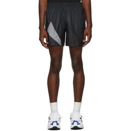 Reebok Classics Black Vector Shorts 192749M19300105GB