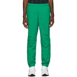Reebok Classics Green Vector Track Pants 192749M19000701GB