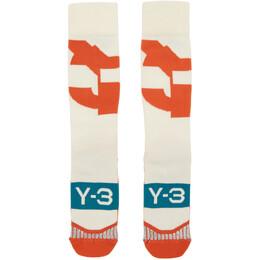 Y-3 Multicolor Logo Tech Socks 192138M22000301GB