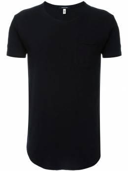 R13 - футболка с закругленным подолом M6668669935055300000