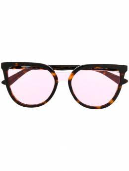 MCQ by Alexander McQueen солнцезащитные очки с вырезными деталями 570872J0740