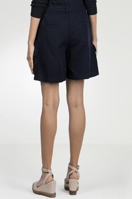 Синие шорты в стиле «сафари» Eleventy 2014143605