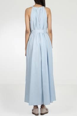 Платье-макси с вырезом халтер Eleventy 2014143576