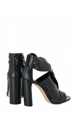Черные босоножки Casadei 1654143665