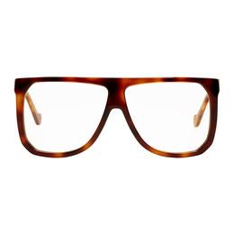 Loewe Tortoiseshell Filipa Glasses 192677F00432101GB
