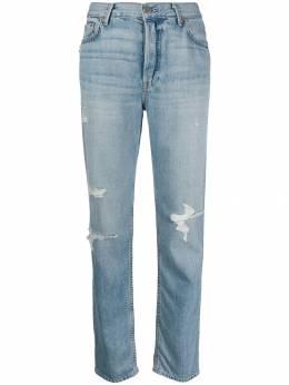 Grlfrnd - джинсы прямого кроя 05883396069536093900