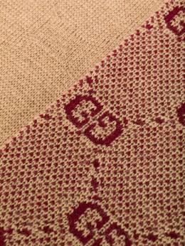 Gucci Kids - шарф с узором GG 3005K068953935950000