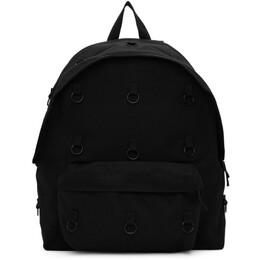 Raf Simons Black Eastpak Edition Padded Loop Backpack 192287F04200501GB