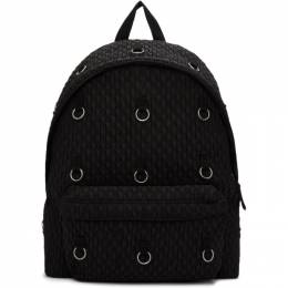 Raf Simons Black Eastpak Edition Padded Loop Quilted Backpack 192287F04200301GB