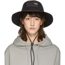 Y-3 Black Adizero hat 192138F01500101GB